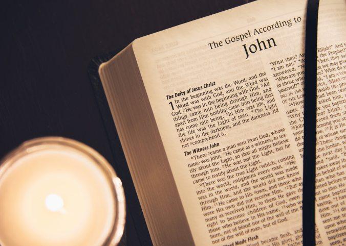 favorite verses john 1