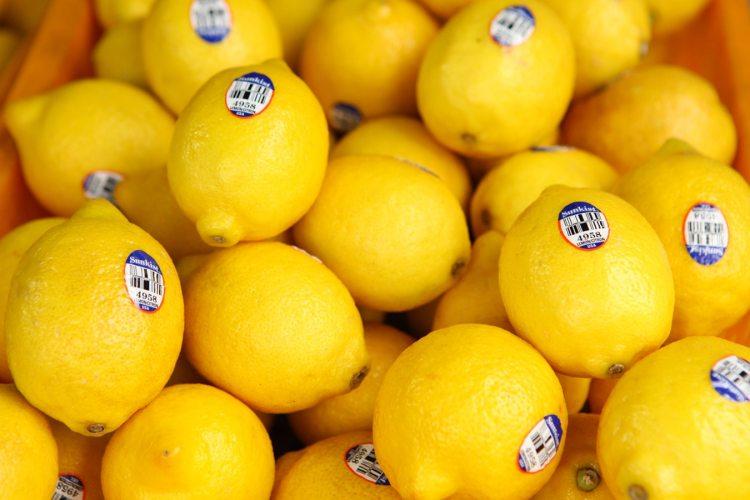 fruit lemons new