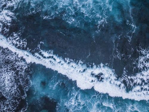 waters raging