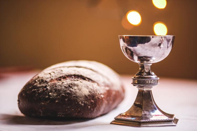 communion broken